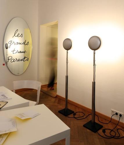 Prof. Fridtjof Schliephacke Schliephacke - Berliner Bratpfanne Lamp