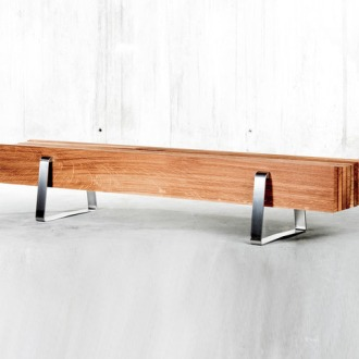QoWood Long Bench