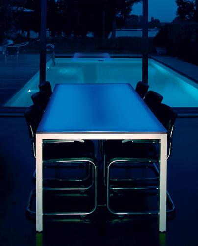 Ralph Kraeuter Led Table