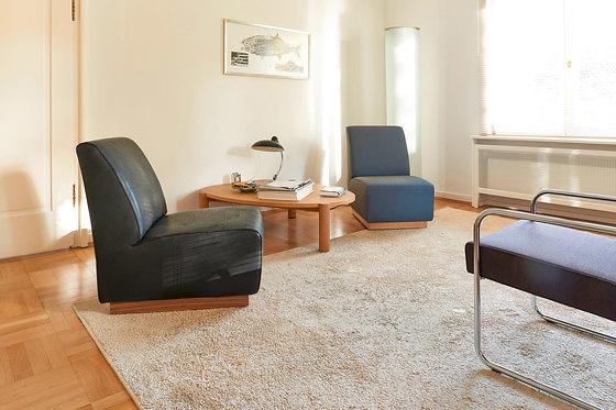 Richard Neutra Slipper Chair