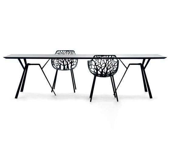 Robby and francesca cantarutti robby e radice quadra table for Table 140x140