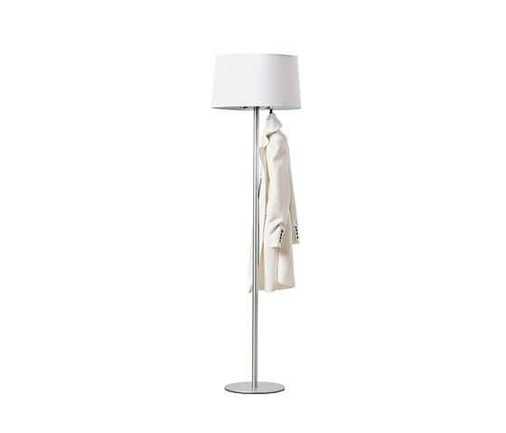 Robert Bronwasser Coat Rack & Lamp