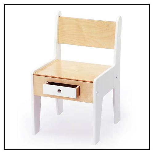 Roberto Gil Mini-drawer Chair