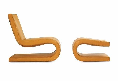 Roberto Lazzeroni Snake Armchair