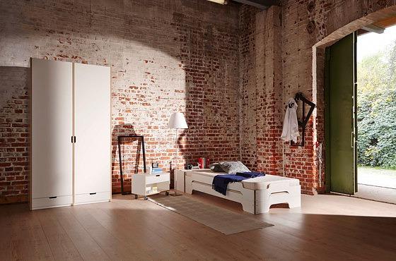 Rolf Heide Stacking Bed