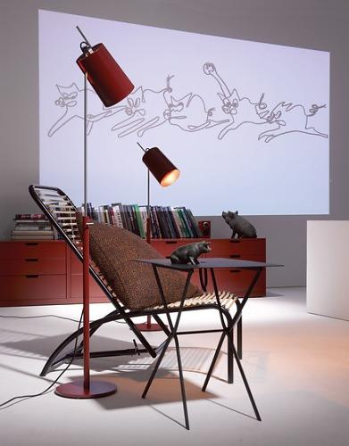 rolf heide tuba lamp. Black Bedroom Furniture Sets. Home Design Ideas