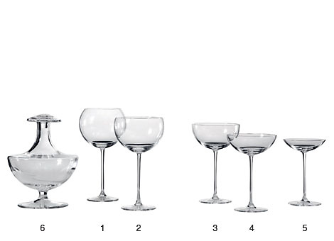 Ron Gilad La Sfera Table Set