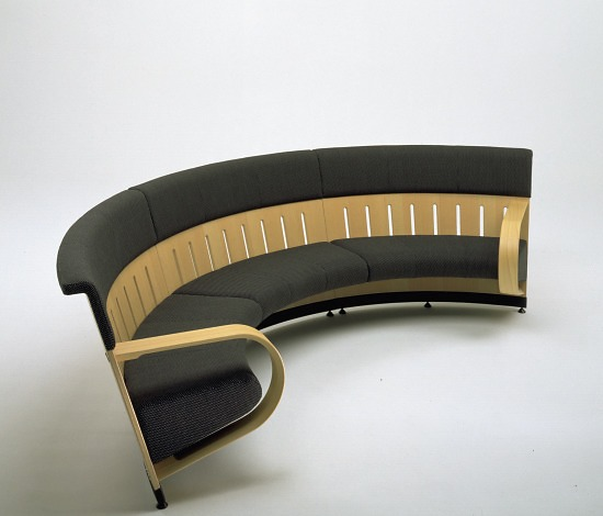 Rud Thygesen and Johnny Sørensen Swing Sofa