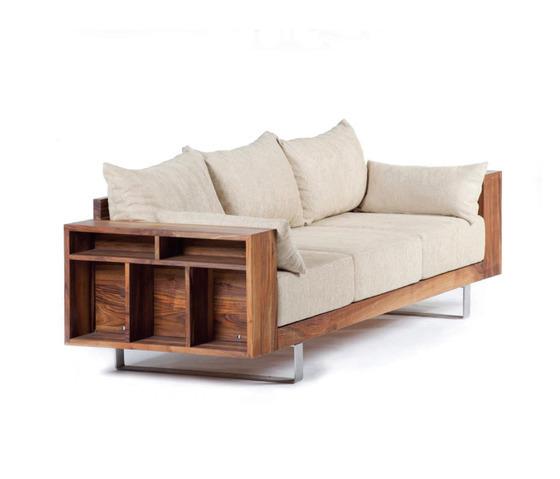 Rukotvorine Design Team and Normal Arhitektura Native Sofa