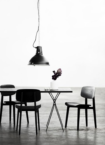 Rune Krøjgaard and Knut Bendik Humlevik Industrial Lamp