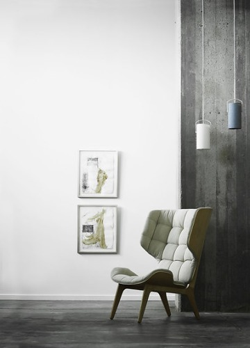 Rune Krøjgaard and Knut Bendik Humlevik Krone One Lamp