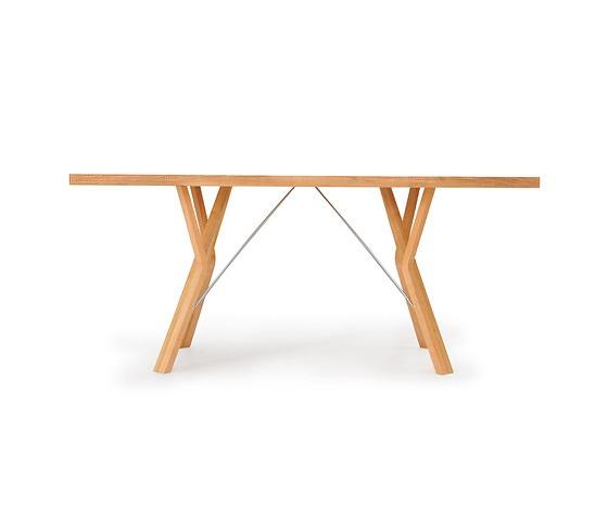 Salih Teskeredzic Split Dining Table