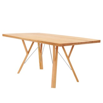 Salih Teskeredzic Split Dining Table