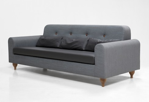 Sam Baron Elisabette Sofa and Armchair