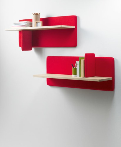 Samuel Accoceberry Landa Shelf Collection