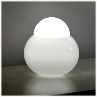 Sergio Asti Daruma Lamp