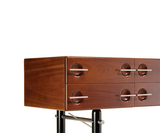 Sergio Rodrigues Bianca Chest of Drawers