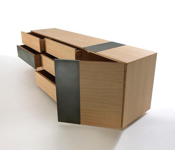 Setsu & Shinobu Ito Wabi Sideboard