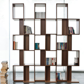 Shin Azumi Particle Shelving Unit
