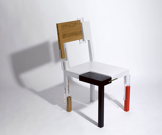 Sigurdur Gustafsson Copy And Paste Chair