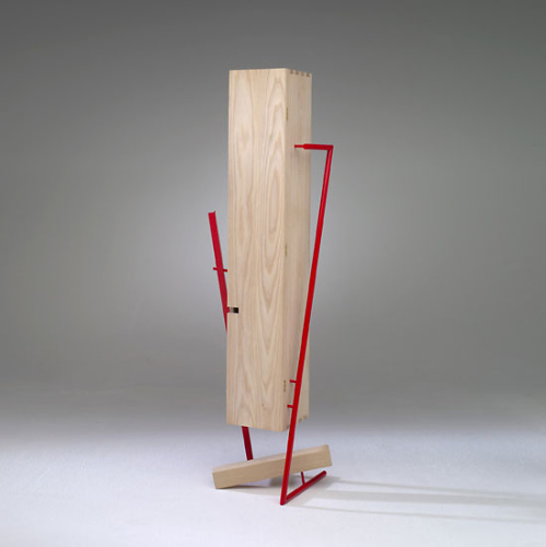 Sigurdur Gustafsson Twist Cabinet