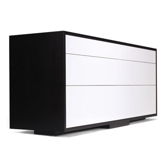 Skram Lineground 6-drawer Horizontal Bureau