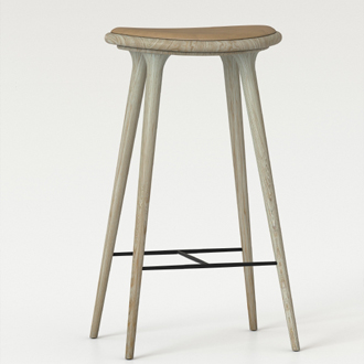 Space Premium High Stool