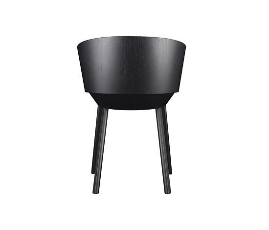 Stefan Diez CH04 Houdini Chair