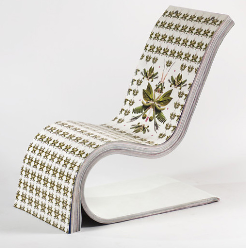 Stefan Sagmeister Darwin Chair