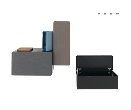 Stefan Diez Dice Coat Storage