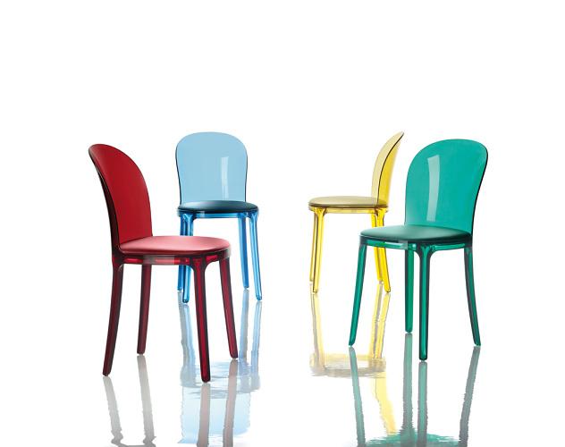 Stefano Giovannoni Murano Vanity Chair