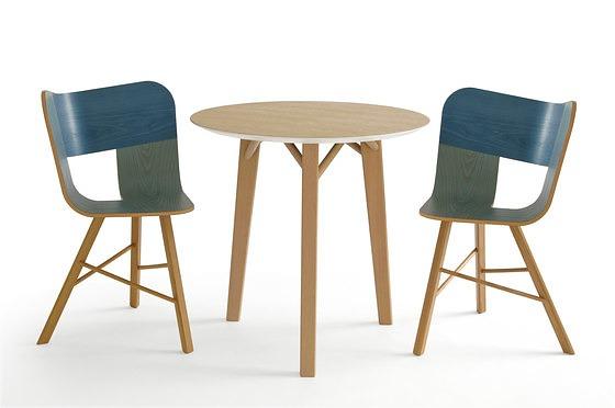 Steffen Kaz and Catharina Lorenz Tria Table