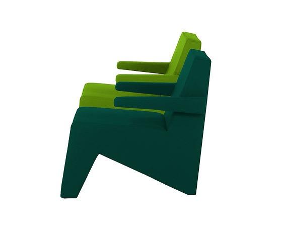 Steven Wittouck Cubic Armchair