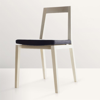Strand + Hvass SH500 Straight Chair