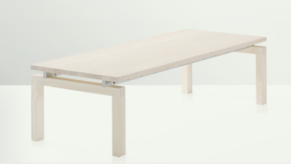 Strand + Hvass SH810 Straight Coffee Table