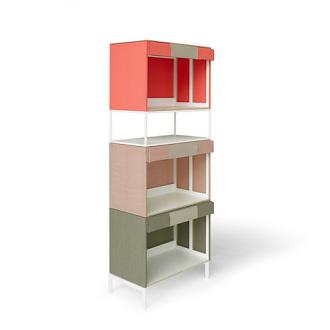 Studio Parade Stuff Cabinet System