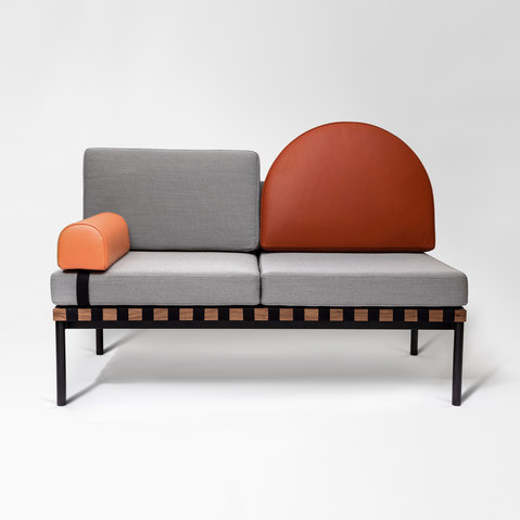Studio Pool Grid Sofa