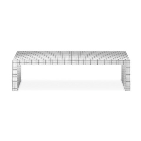 Superstudio Quaderna Bench
