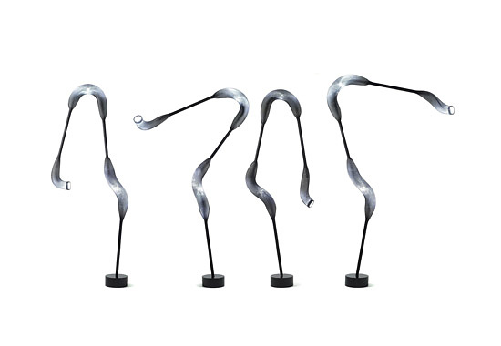 Swann Bourotte Paranoid 2 Lamp