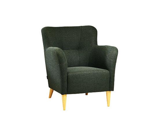 Swedese Nova Sofa and Easy Chair