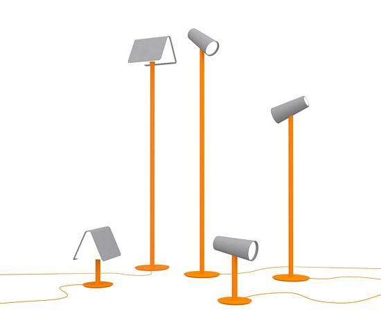 Sylvain Willenz LandMark Lamps