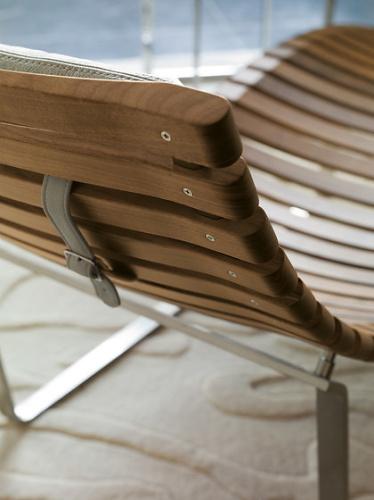 T. Colzani Nap Lounge Chair