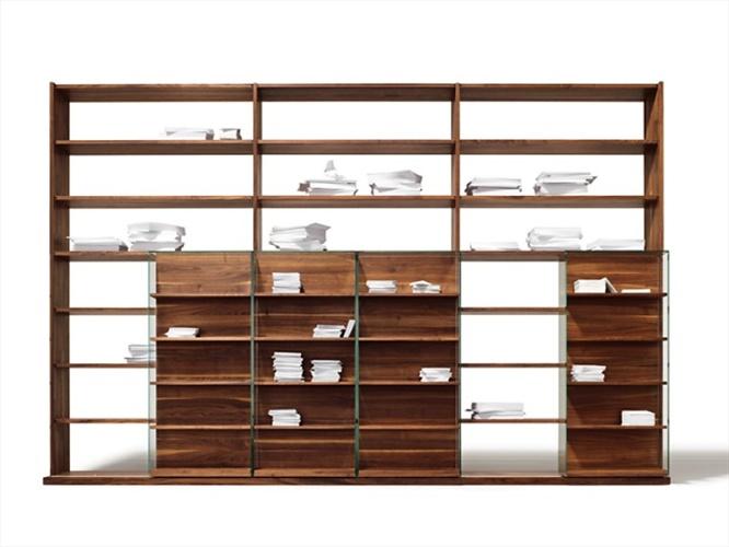 TEAM 7 Cubus Bookcase