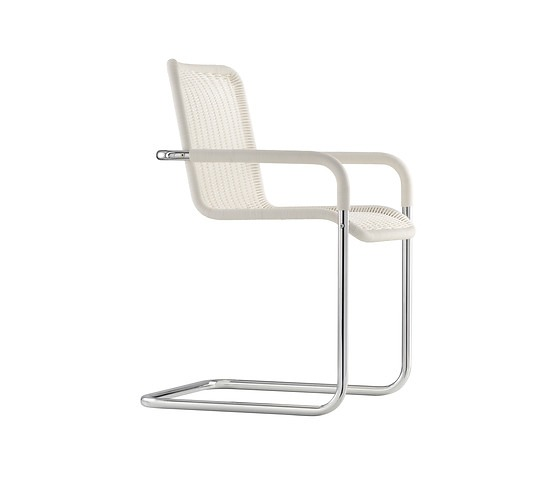 TECTA D41 Cantilever Chair With Armrests