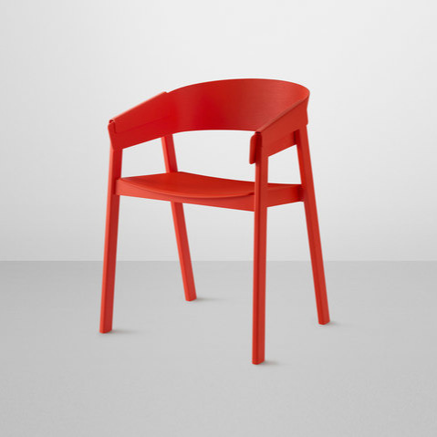 Thomas Bentzen Cover Armchair