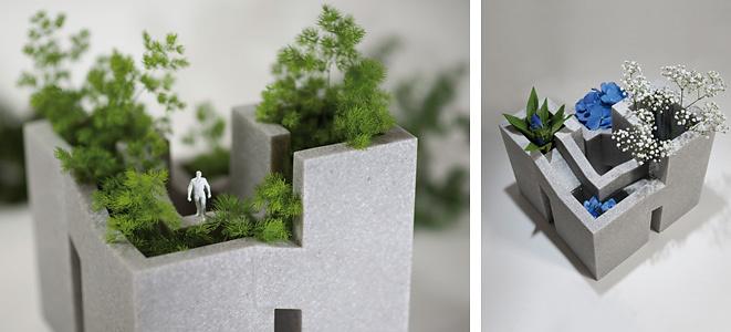 Tina Leung Flood Vase