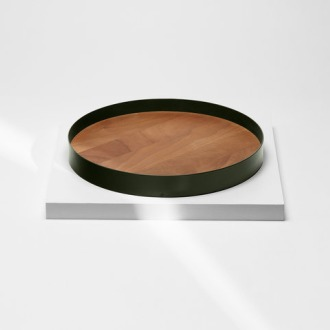 Tino Seubert Barrel Tray Collection