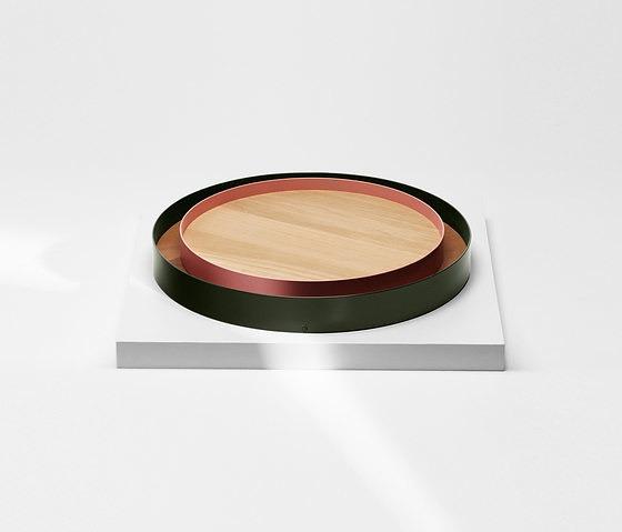 Tino Seubert Barrel Tray Collection