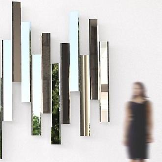 Tokujin Yoshioka Mirage Mirror