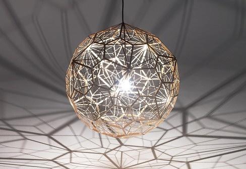 Tom Dixon Etch Web Light